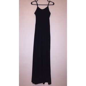 Mossimo Black Maxi Dress